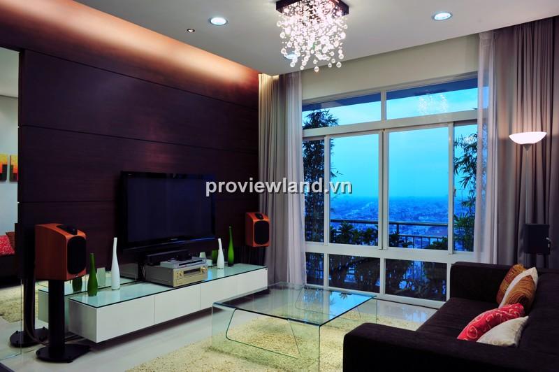 Bán căn hộ Tản Đà Court tầng cao diện tích 77m2 2PN thiết kế hiện đại tao nhã