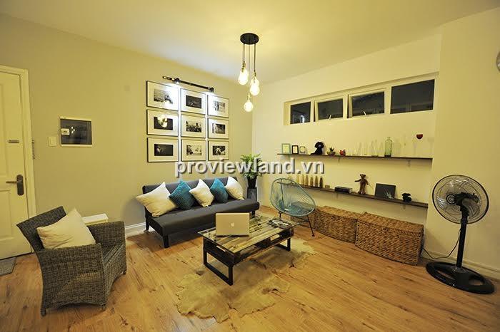 Cho thuê căn hộ Copac quận 4 90m2 tầng cao 2PN nội thất cao cấp sang trọng