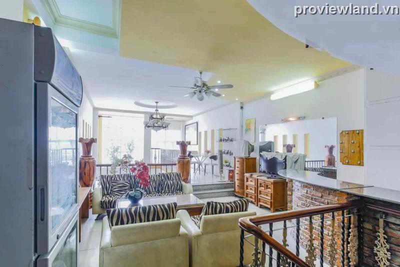Cần bán nhà hẻm xe hơi đường Trần não 563m2 3 lầu thích hợp làm khách sạn