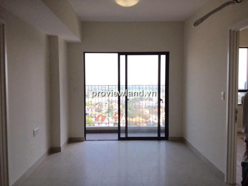 Bán căn hộ Masteri Thảo Điền tháp T2 70m2 lầu cao 2PN có ban công view thoáng