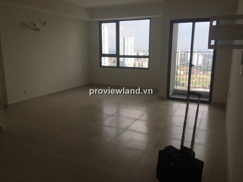 Cần bán căn hộ Masteri Thảo Điền 70m2 tầng cao 2PN view hồ bơi không nội thất