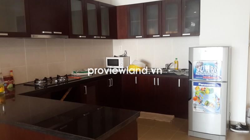 Cho thuê căn hộ chung cư Horizon 110m2 tầng thấp 2 phòng ngủ tiện nghi cao cấp