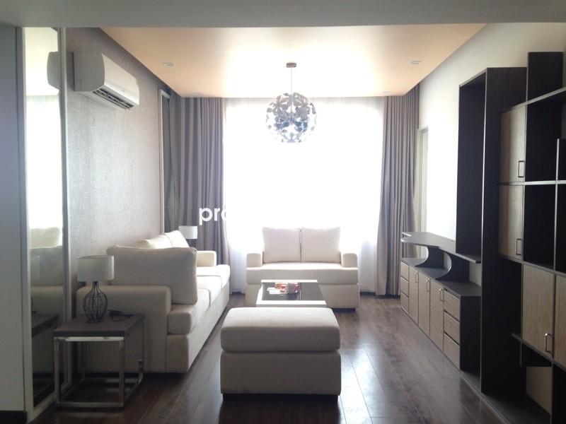 Cho thuê căn hộ Tropic Garden Thảo Điền tầng cao 112m2 2 phòng ngủ
