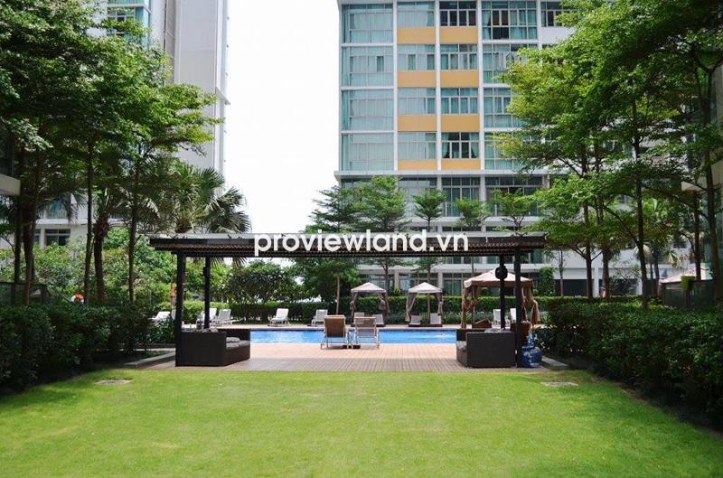 Bán căn hộ The Vista quận 2 tầng cao 145m2 3PN view thành phố nhộn nhịp