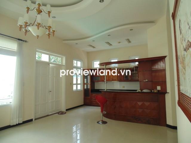 Cho thuê biệt thự khu Thảo Điền đường Tống Hữu Định 250m2 5PN sân vườn hồ bơi