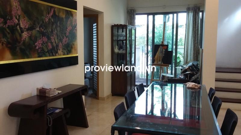 Cho thuê biệt thự Riviera An Phú 300m2 1 trệt 2 lầu có gara sân vườn và nhiều tiện ích