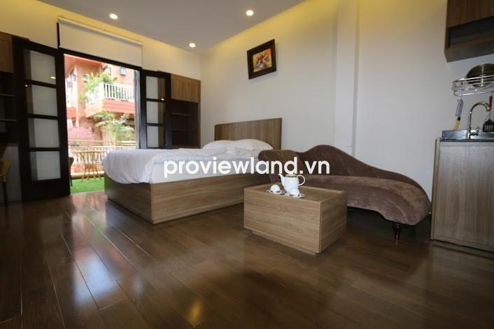 Căn hộ dịch vụ đường Nguyễn Trọng Tuyển loại studio đầy đủ nội thất tiện nghi cao cấp