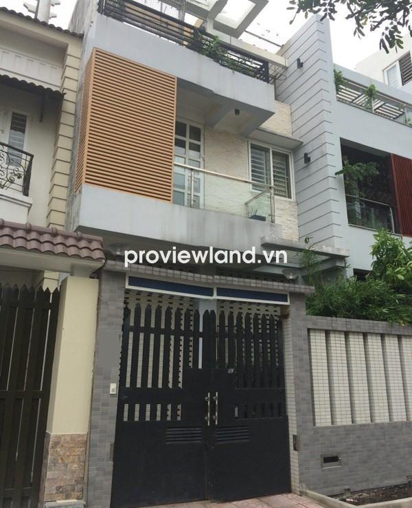 Bán biệt thự An Phú An Khánh DT 6x20m 1 trệt 2 lầu thích hợp ở lâu dài