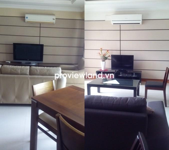 Cho thuê căn hộ Cantavil An Phú tầng thấp 2PN 1 phòng làm việc nhiều tiện ích cao cấp
