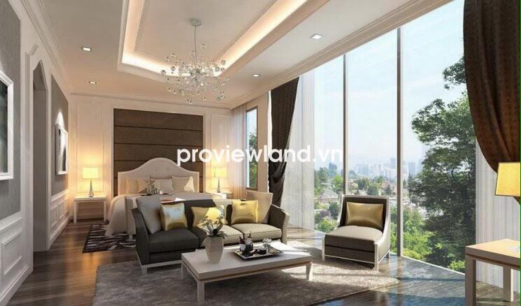 Cho thuê căn hộ Penthouse Sunrise City 300m2 4PN có sân vườn view đẹp nội thất đầy đủ