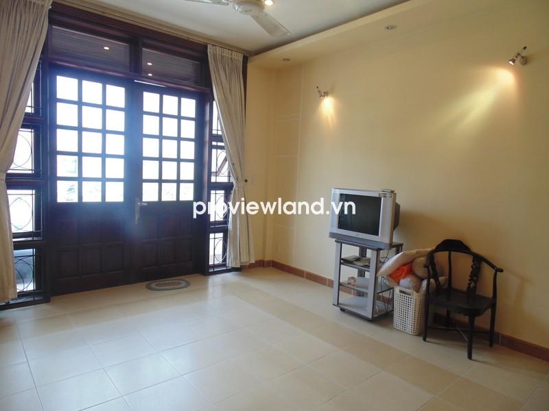 Nhà cho thuê quận 2 đường Quốc Hương khu dân cư Thảo Điền 3 lầu 3PN