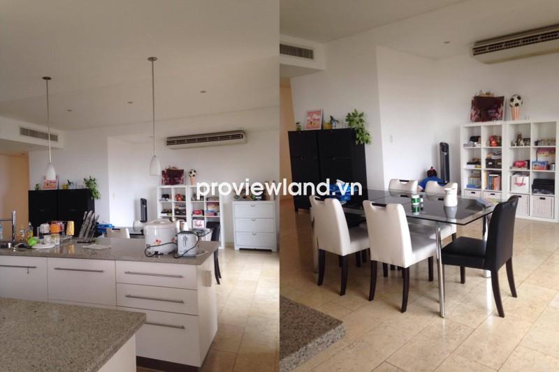 Cho thuê căn hộ Penthouse Avalon Saigon 200m2 3PN đầy đủ nội thất và tiện ích cao cấp