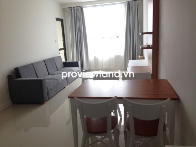 Cho thuê căn hộ ICON 56 87m2 3PN có ban công và cửa sổ đón ánh sáng tự nhiên