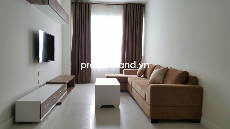 Cho thuê căn hộ Lexington tầng cao 72m2 2PN đầy đủ nội thất phong cách đương đại