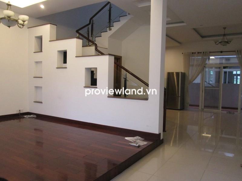 Nhà cho thuê gần khu Mỹ Thái 2 DT 250m2 3PN có sân thượng rộng và thoáng