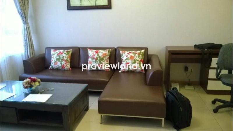 Cho thuê căn hộ Saigon Pearl tòa Topaz 90m2 2PN tiện ích 5 sao hiện đại