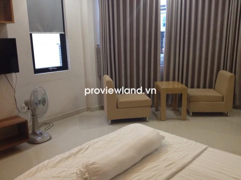 Cho thuê căn hộ dịch vụ đường Điện Biên Phủ 35 đến 55m2 đầy đủ nội thất tiện nghi