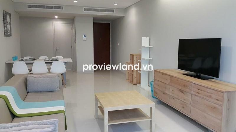 Cho thuê căn hộ City Garden tầng cao 116m2 2PN đầy đủ nội thất và tiện nghi hằng ngày
