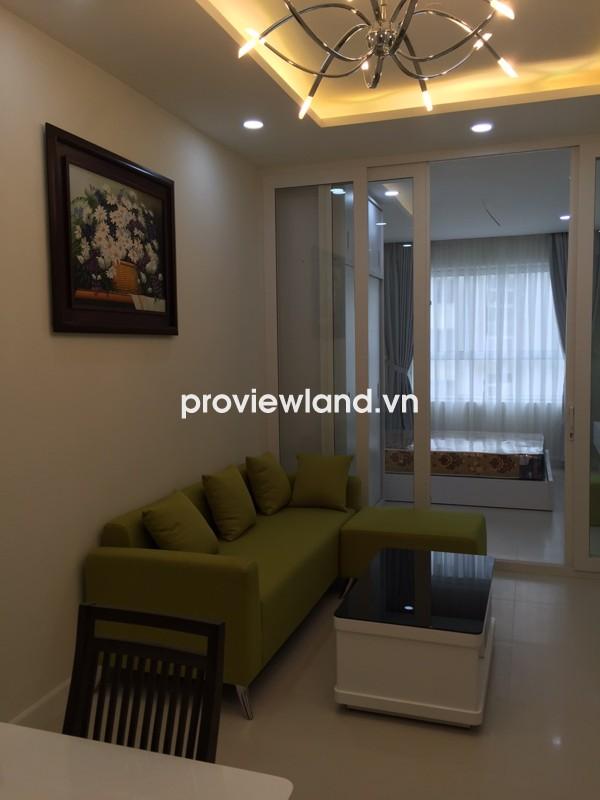 Cho thuê căn hộ Lexington tầng cao 48m2 1PN nội thất đầy đủ thiết kế ấm cúng
