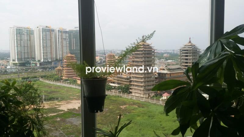 Cho thuê căn hộ Imperia An Phú tầng cao 115m2 2PN đầy đủ view đẹp thoáng mát