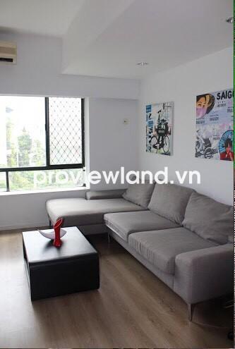 Cho thuê căn hộ Parkland tầng cao 60m2 1PN đầy đủ nội thất và tiện ích phong cách Tây Âu