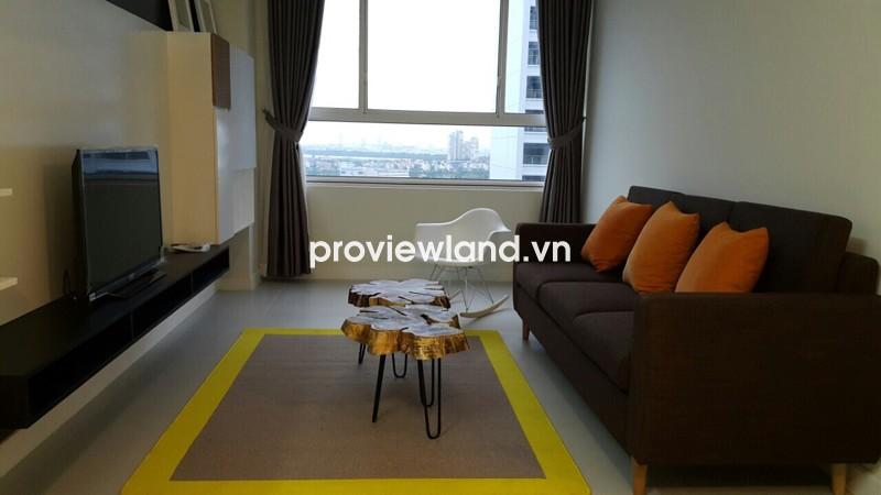 Cho thuê căn hộ Lexington Quận 2 lầu cao 73m2 2PN thiết kế phong cách Châu Á