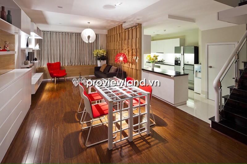 Bán căn hộ Duplex Sunrise City 115m2 khu South 2PN thông tầng view hồ bơi
