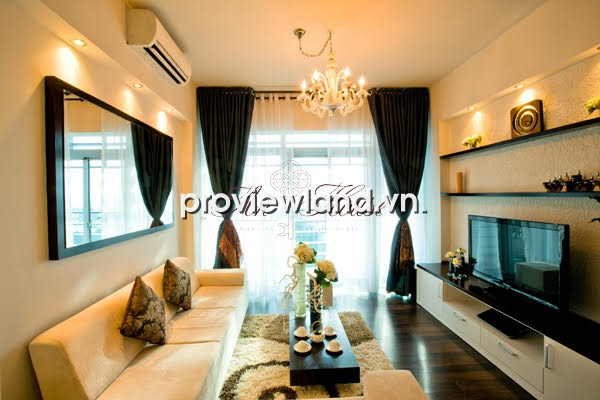 Cho thuê căn hộ Sailing Tower tầng cao 86m2 1PN đầy đủ nội thất và dịch vụ