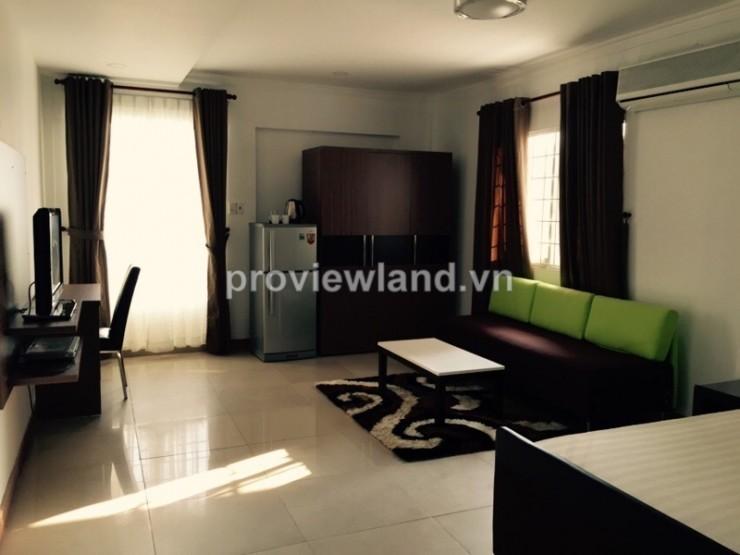 Cho thuê căn hộ dịch vụ đường Nguyễn Cửu Vân 38 đến 40m2 đầy đủ dịch vụ tiện ích