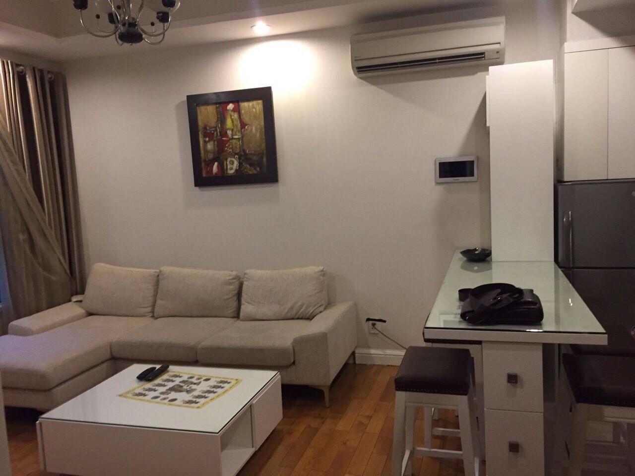 Cho thuê căn hộ Officetel The Manor 51m2 1PN tiện lợi nội thất đẹp và sang trọng