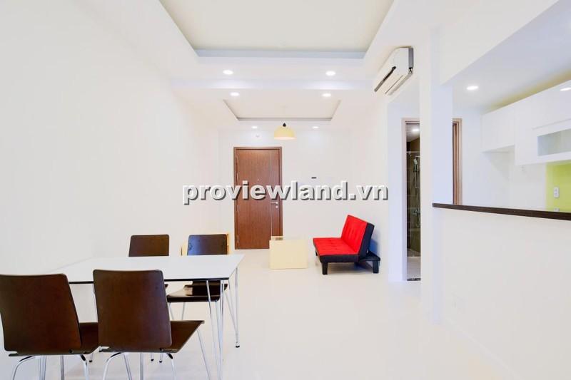 Cho thuê căn hộ Lexington An Phú tầng cao 48m2 1PN đầy đủ nội thất thiết bị tiện nghi