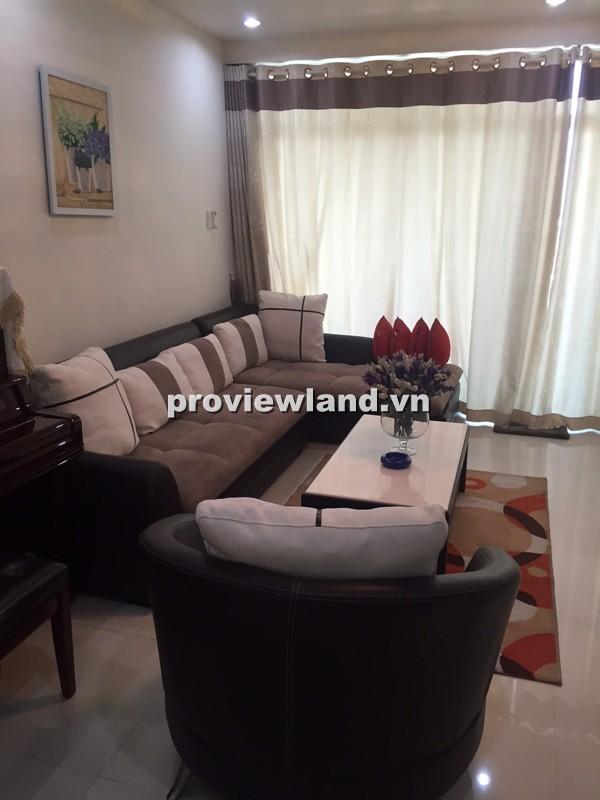 Cho thuê căn hộ Hoàng Anh Gia Lai quận 2 lầu thấp 178m2 4PN đầy đủ tiện nghi nội thất