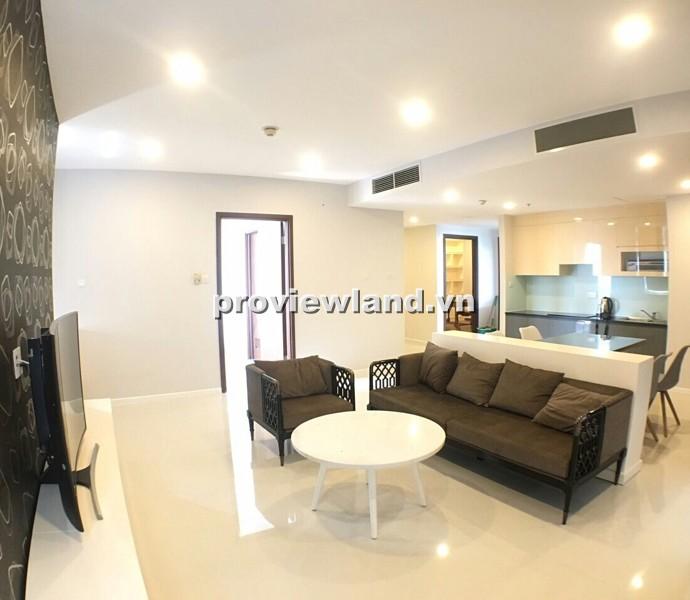 Cho thuê căn hộ The One Sài Gòn 135m2 3PN đầy đủ nội thất thuận lợi tiện ích 5 sao