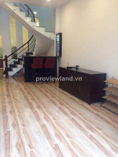 Cho thuê nhà phố khu Thảo Điền quận 2 DT 5x17m 1 trệt 1 lầu 2PN đầy đủ nội thất