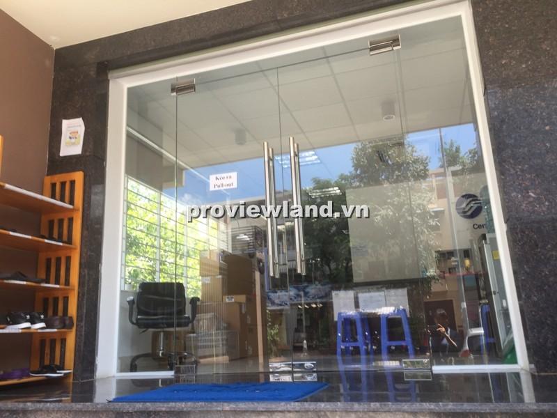 Cho thuê văn phòng đường Vũ Tông Phan quận 2 1 hầm 3 lầu DT 10x20m