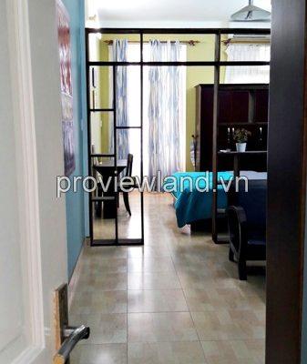 Cho thuê căn hộ dịch vụ tại quận 1 1PN nội thất cao cấp