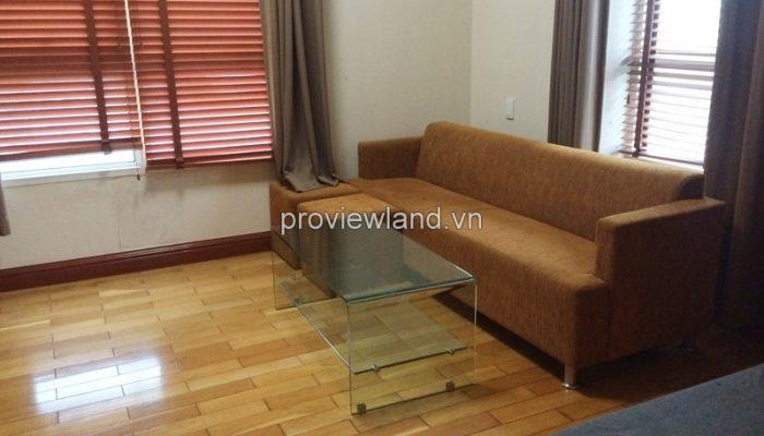Cho thuê căn hộ 1PN tầng cao cao ốc The Manor Quận Bình thạnh