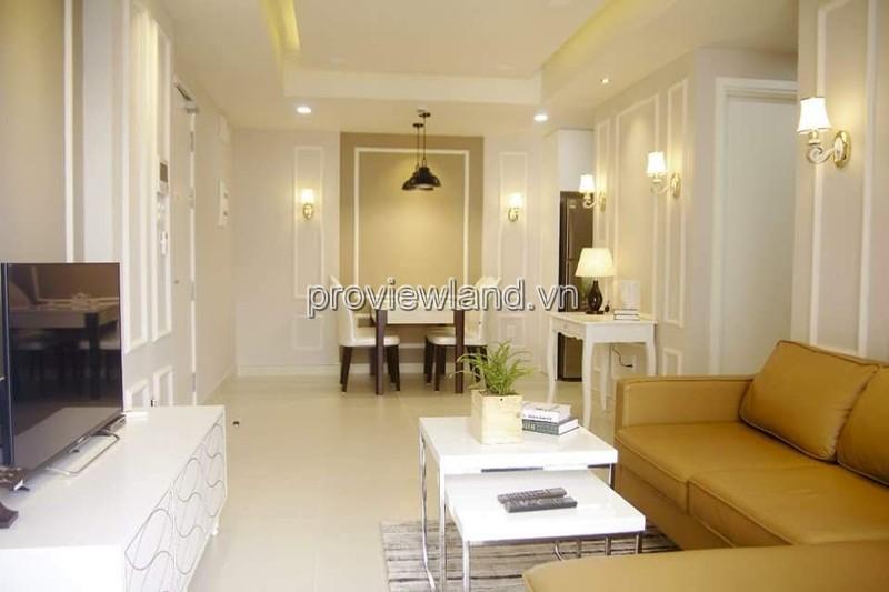 Cần bán căn hộ Masteri Thảo Điền tầng cao 70m2 2PN lầu cao view sông