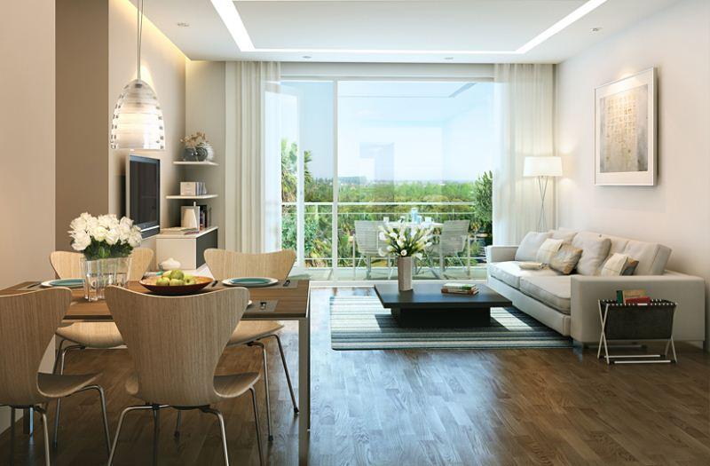 Bán căn hộ Ascent Quận 2 tháp B căn 2 phòng ngủ giá tốt tiện ích cao cấp