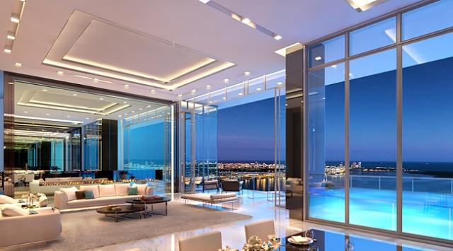 Bán căn hộ Pool Villa Đảo Kim Cương 5PN hồ bơi riêng thiết kế thông tầng