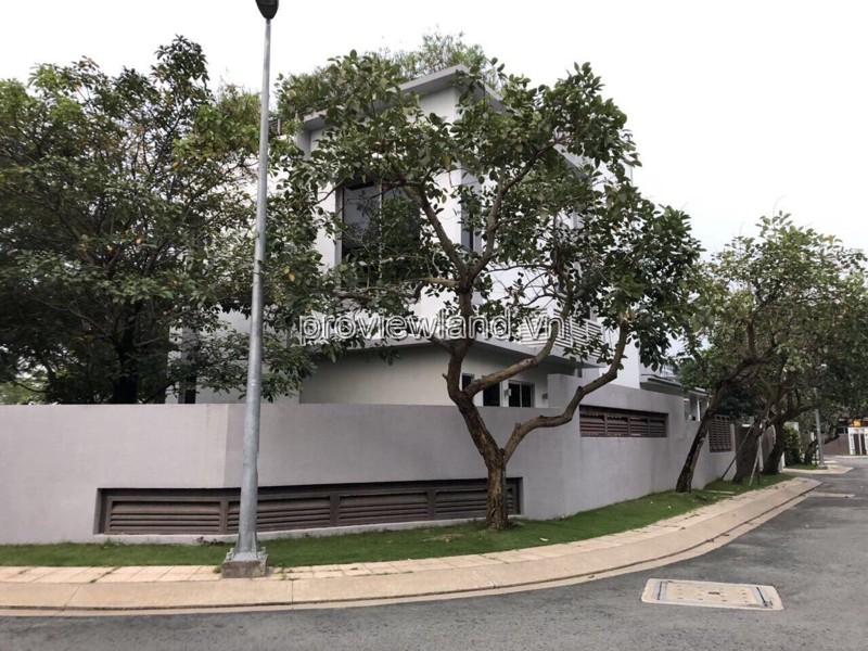Cho thuê biệt thự Riviera Cove 480m2 4 phòng ngủ hồ bơi sân vườn rộng rãi