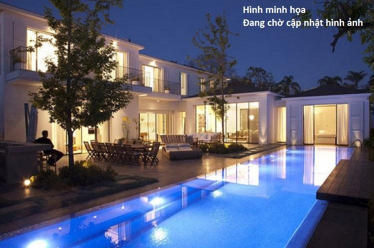 Bán biệt thự khu Thảo Điền 660m2 đường Xuân Thủy 5PN hồ bơi sân vườn gara hẻm xe hơi