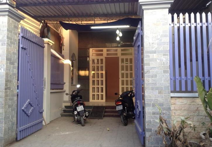 Bán nhà hẻm xe hơi đường Phan Văn Hân quận Bình Thạnh DT 66m2