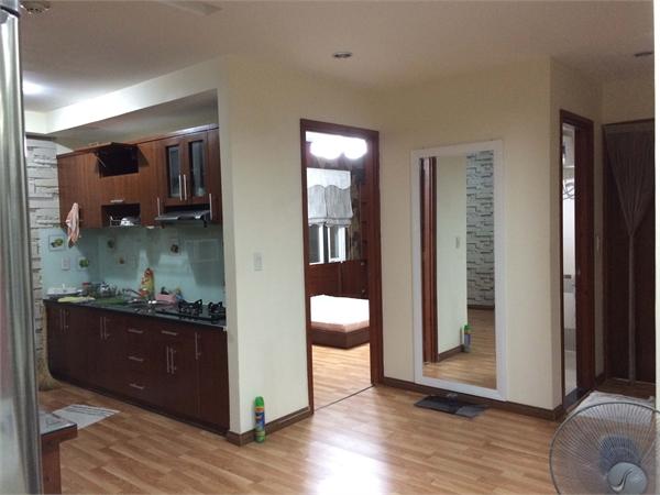 Bán căn hộ cao cấp tòa nhà Morning Star 85m2 2 phòng ngủ tặng nội thất