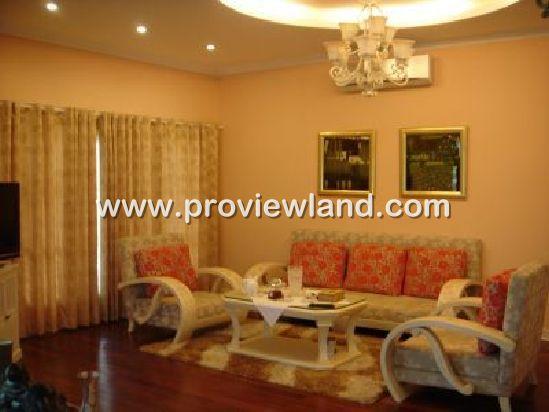 Bán villa Saigon pearl căn góc đầu hồi