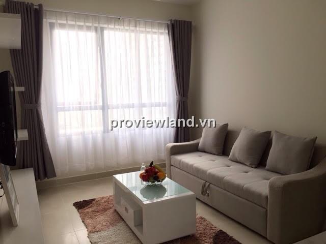 Cho thuê căn hộ Masteri Thảo Điền lầu cao tháp T4 75m2 1PN tiện nghi sang trọng