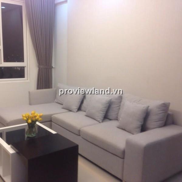 Cho thuê căn hộ Tropic Garden tháp C2 112m2 lầu thấp 3PN nội thất hiện đại tiện nghi
