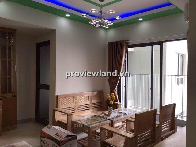 Cần cho thuê căn hộ Masteri Thảo Điền lầu cao block A 64m2 2PN nội thất cao cấp