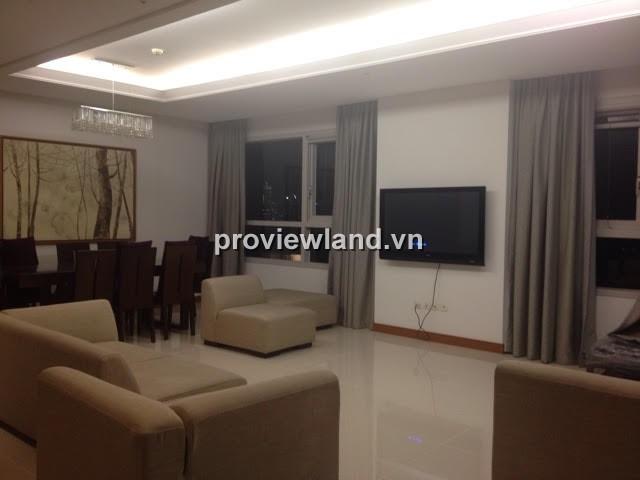 Căn hộ chung cư XI Riverview Palace lầu thấp tòa 101 DT 201m2 3PN nội thất cao cấp