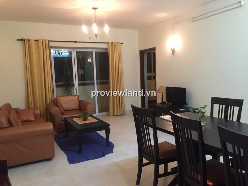 Cao ốc Hùng Vương Plaza Quận 5 cần bán căn hộ 121.6m2 3PN view đẹp